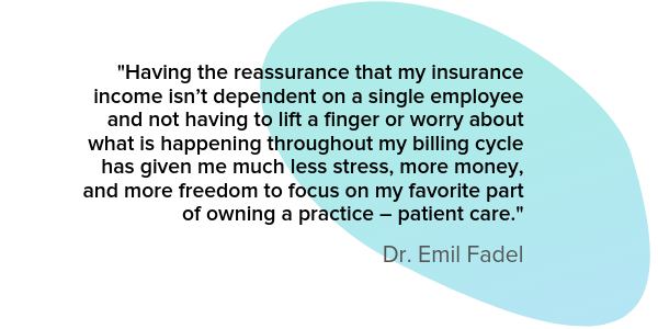 Dr. Fadel Case Study Quote