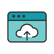 cloud based icon